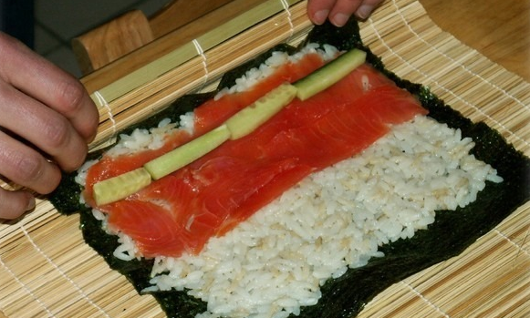 What Is Sushi Traditionally Wrapped In? by Find-A Sushi-Bar in Articles
